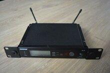 Shure wireless SLX4 met SM58A Beta SLX2